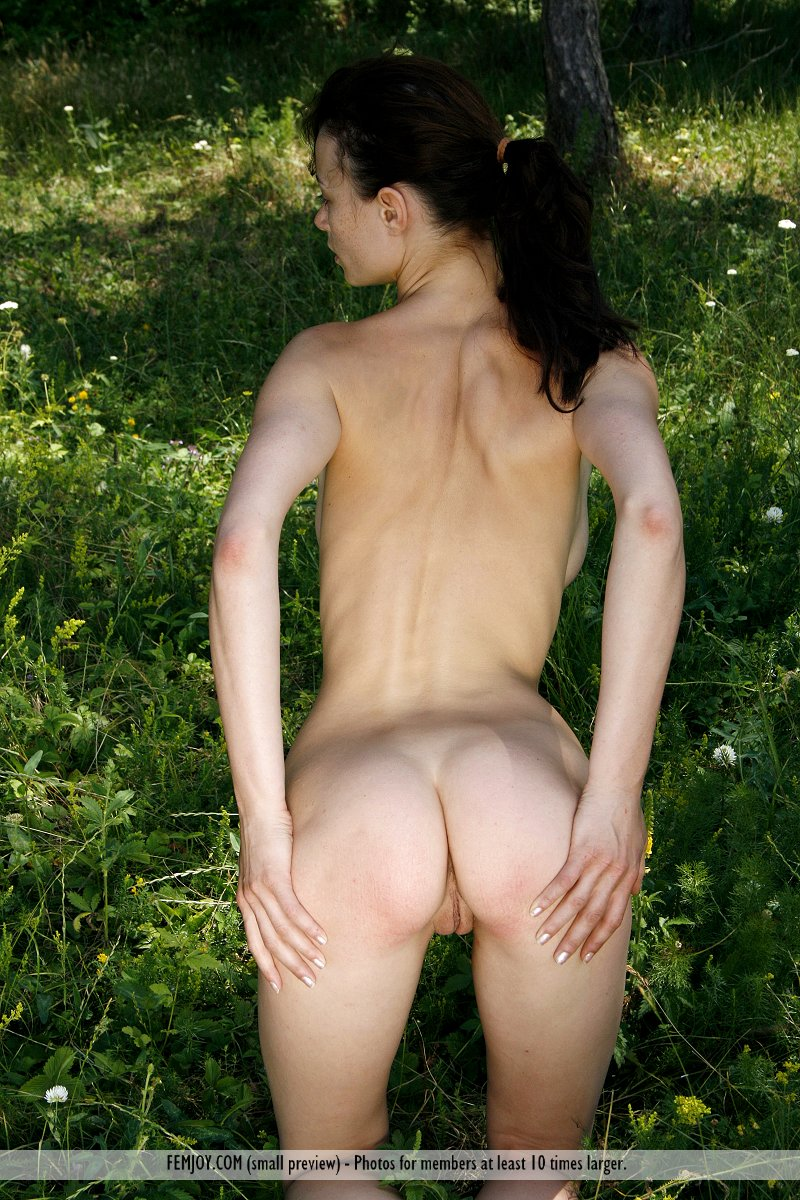On the cover of Nature Gift FemJoy is miraculous Abby