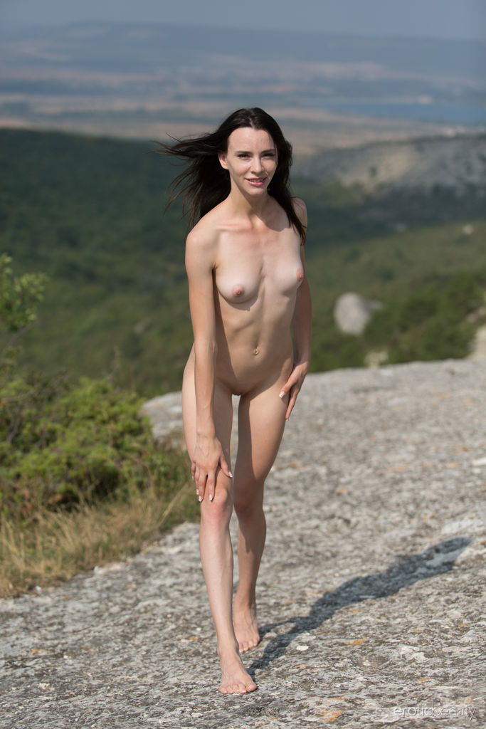 Adel Morel in lewd photo sessions for free