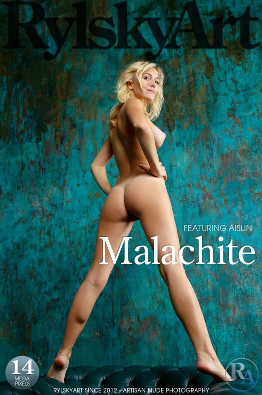 Featured Malachite Rylsky Art is inspiring Aislin