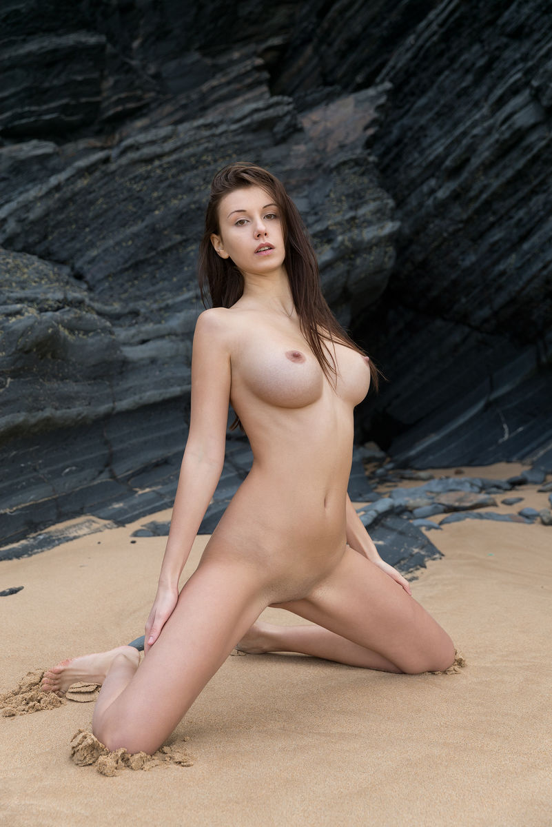 Featured Seaside Escape FemJoy is shocking Alisa Amore