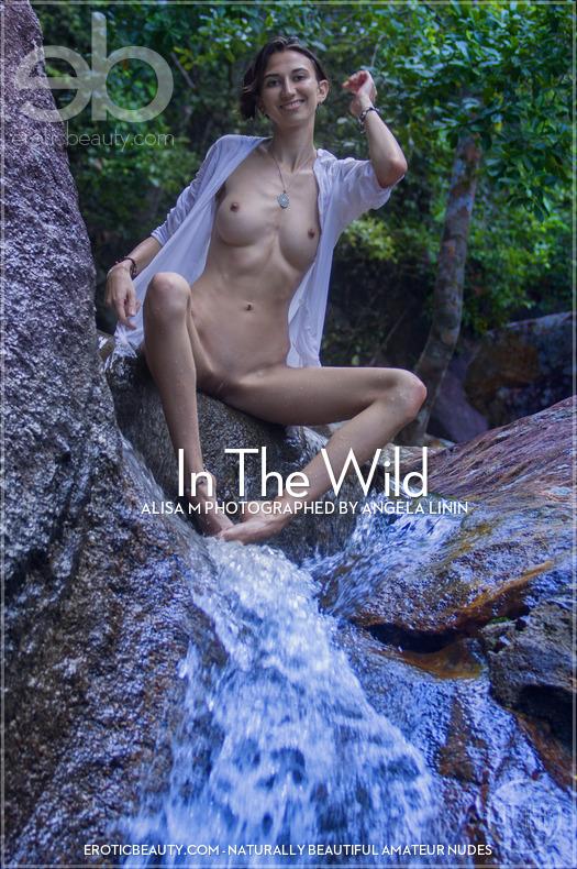 Featured In The Wild Alisa M Erotic Beauty is lofty Alisa M