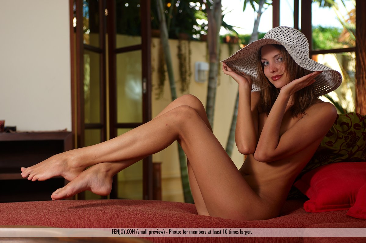 On the magazine cover of More Than Anything FemJoy is miraculous Amelie