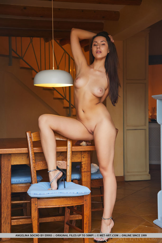 Angelina Socho in hot photo HD for free