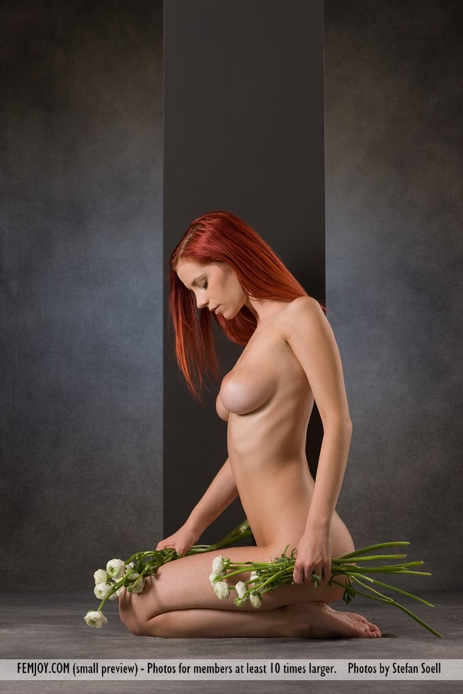 Ariel in unclothed image