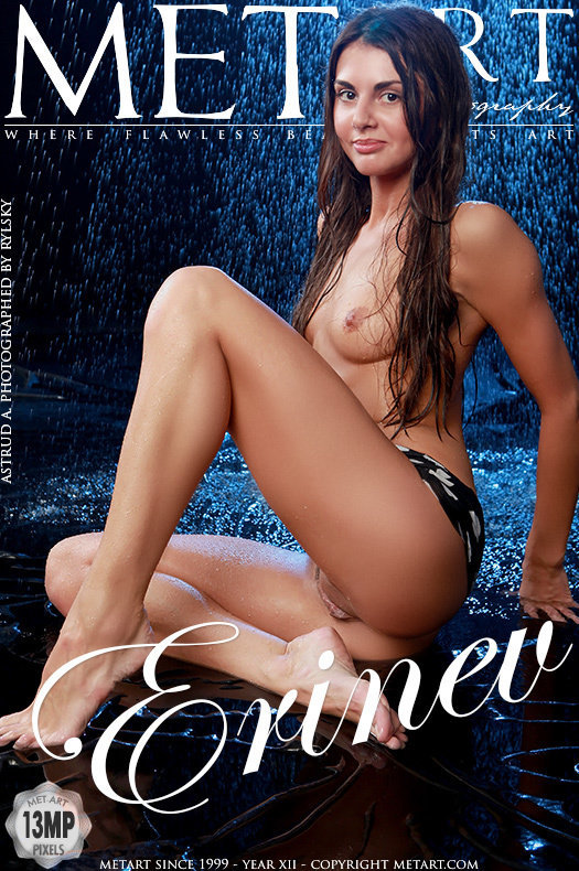Magazine coverAstrud A moving medium naturalbreasts