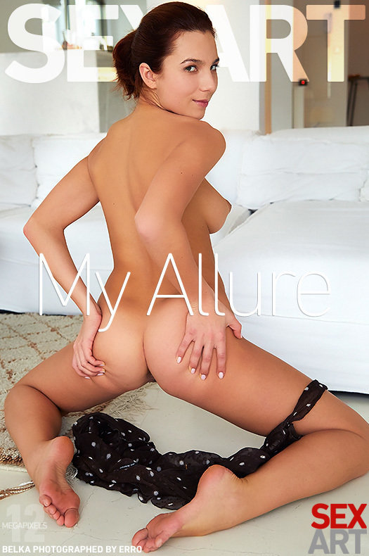 Featured My Allure SexArt is supernal Belka