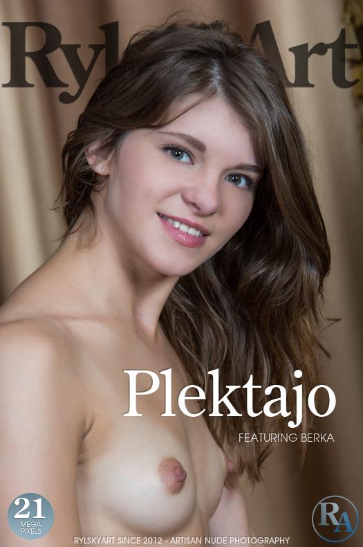 On the magazine cover of Plektajo Rylsky Art is surprising Berka