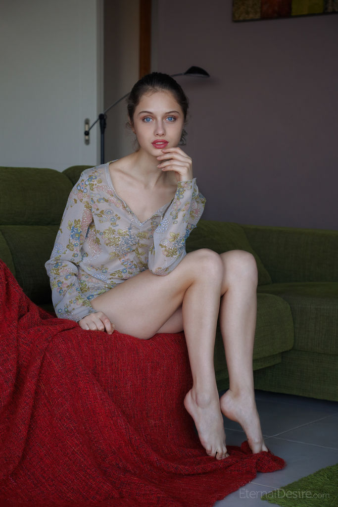 Clarice A in titillating photo sessions for free