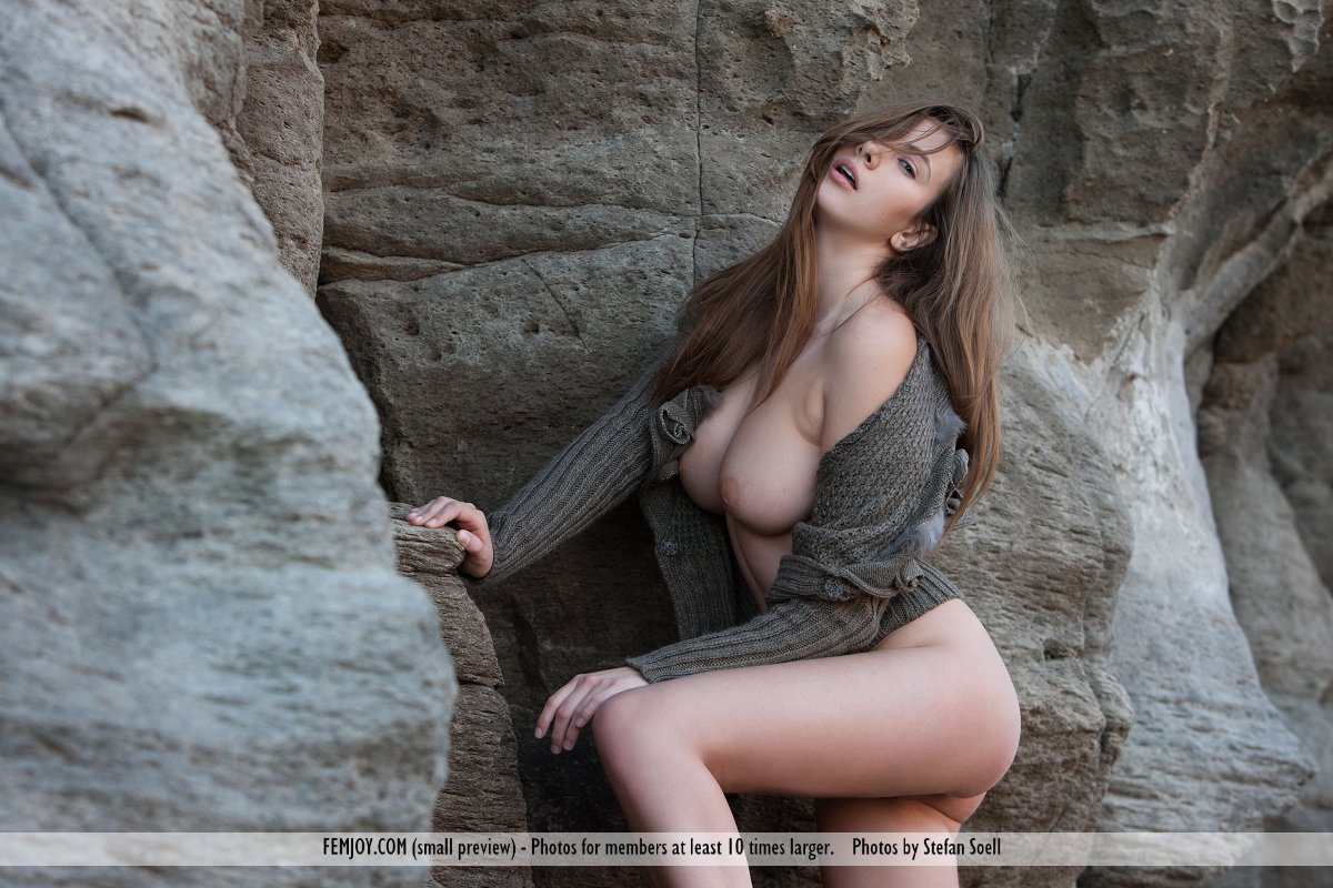 On the cover of Rock That Body FemJoy is celestial Connie Carter