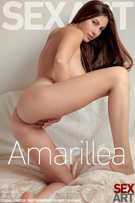 Featured Amarillea SexArt is moving Connie Carter