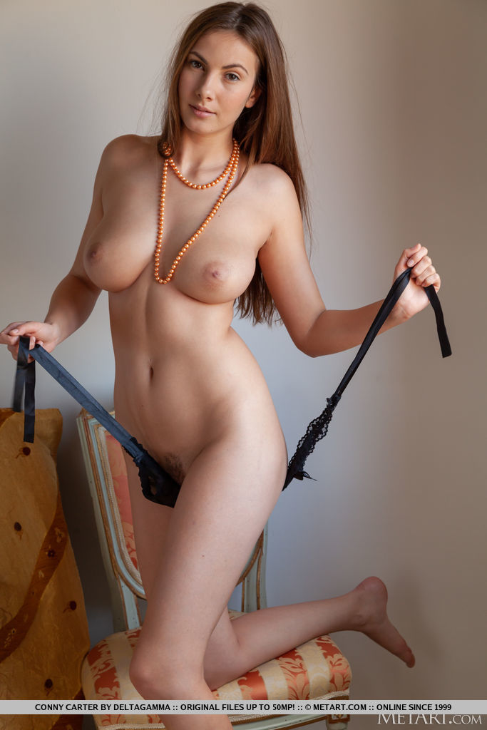 Best stimulating model Conny Carter for adult only sessions