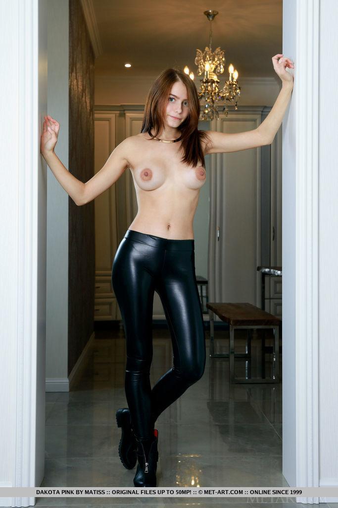 Best extraordinary model Dakota Pink in stark-naked sessions
