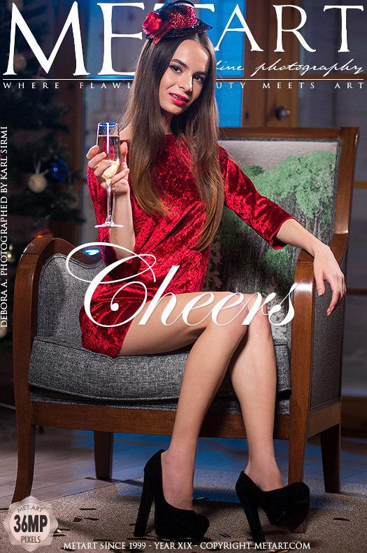 Magazine coverDebora A medium titties