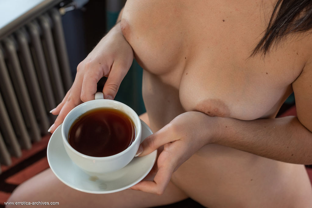 Dionisia overwhelming medium natural titties shot