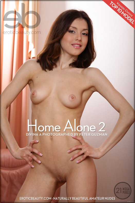 Featured Home Alone 2 Erotic Beauty is extraordinary Divina A