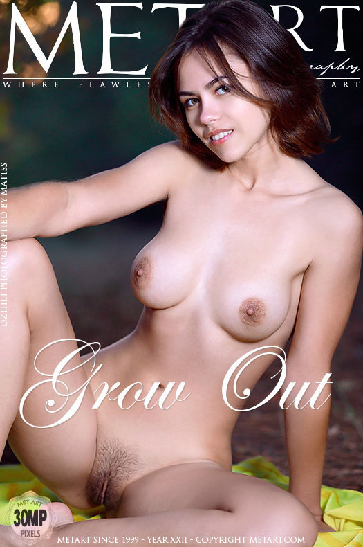 Featured Grow Out MetArt is spine-tingling Dzhili