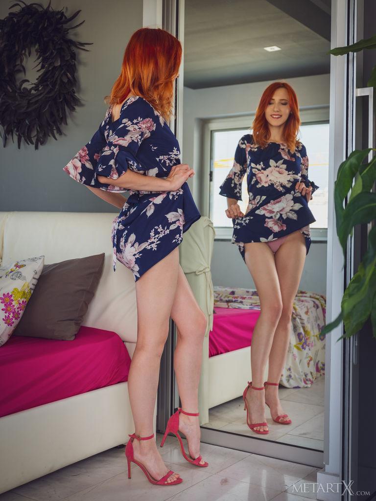Best breathtaking model Elin Flame in bare-skinned sessions