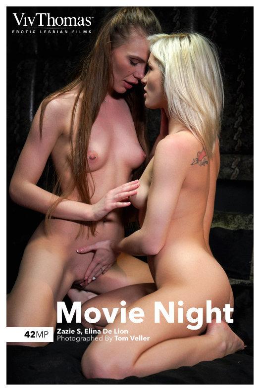 Featured Movie Night Viv Thomas is stupefying Elina De Lion, Zazie S