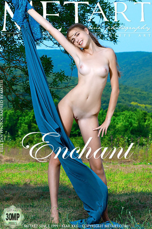 Featured Enchant MetArt is breathtaking Elle Tan
