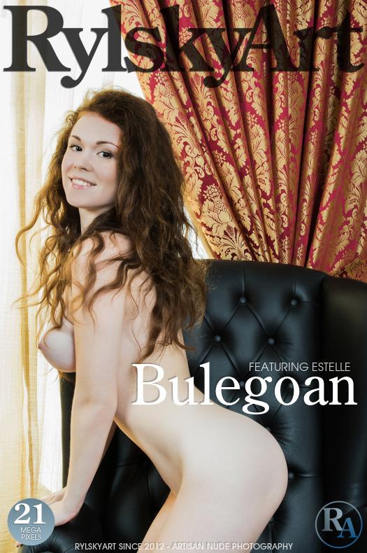 Magazine coverEstelle marvelous large breasts