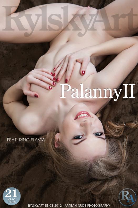Magazine coverFlavia stark-naked medium tits