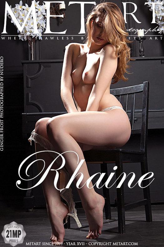 Featured Rhaine MetArt is stunning Ginger Frost