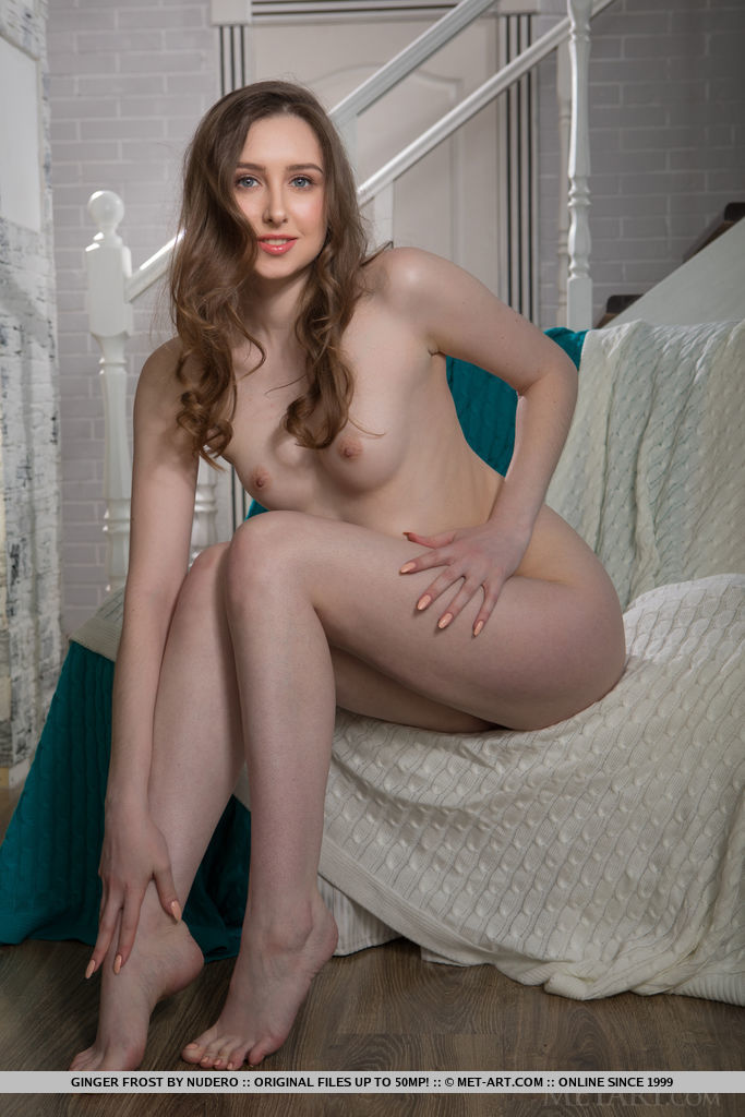 Ginger Frost in carnal photo sessions