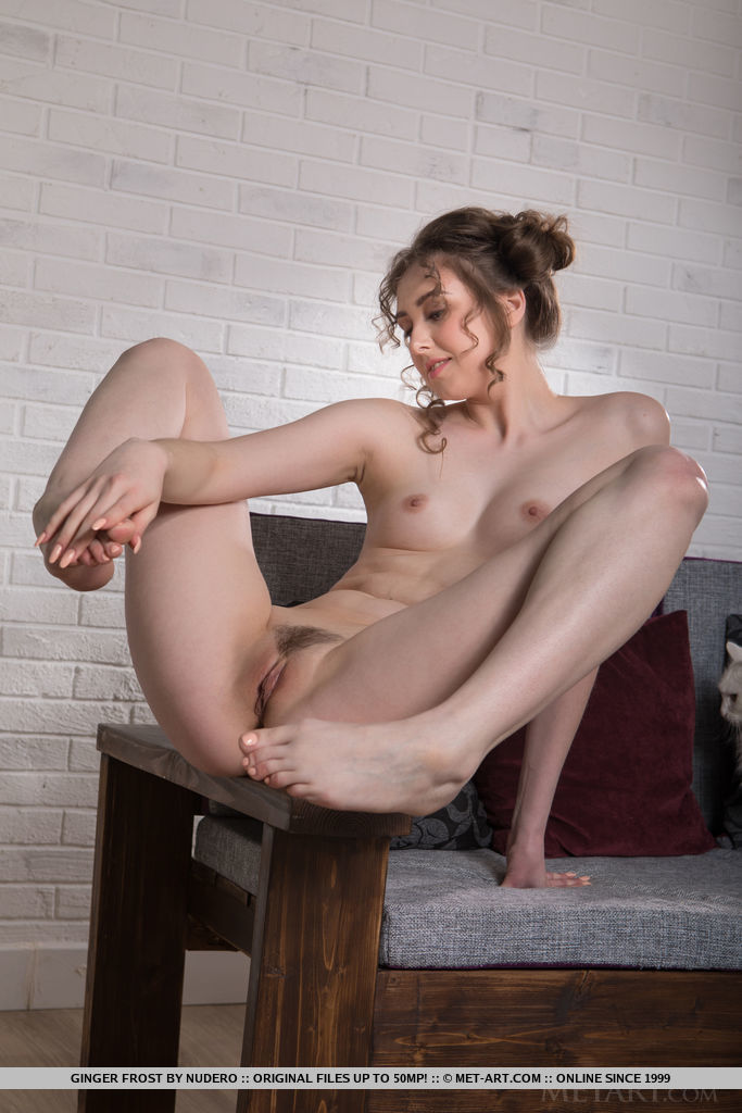 Best magnificent model Ginger Frost in bare-skinned sessions