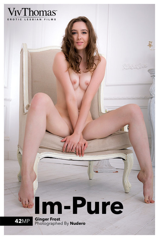 Featured Im-Pure Viv Thomas is astonishing Ginger Frost