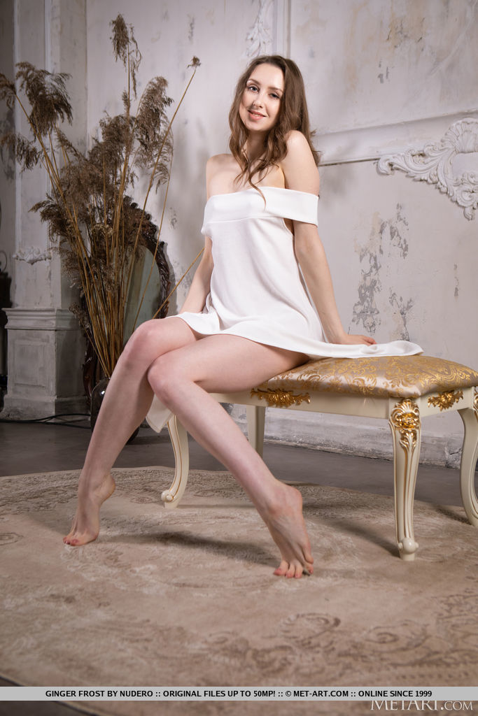 Ginger Frost in kinky photo sessions