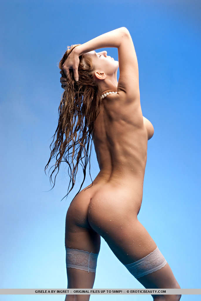 Best lascivious model Gisele A for adult only sessions