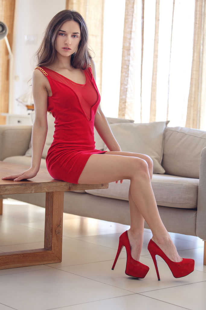 Best enticing model Gloria Sol for adult only sessions