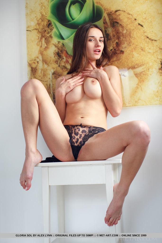 medium boobs photo