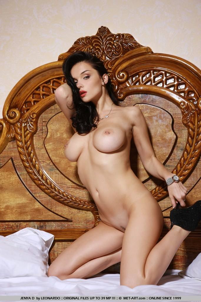 Jenya D in spicy photo sessions for gratis