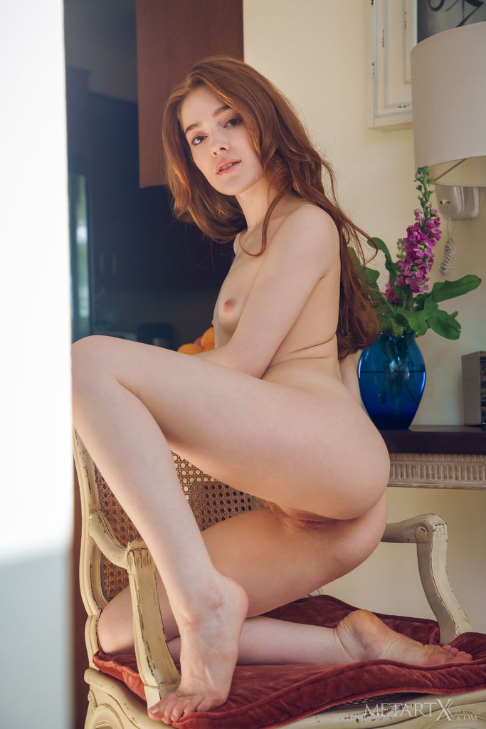 Jia Lissa in prurient photo sessions