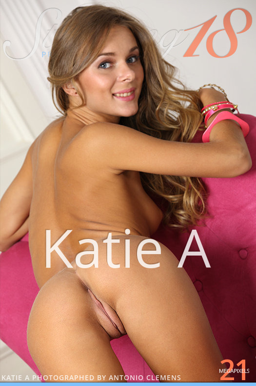 Featured Katie A Stunning 18 is exalted Katie A
