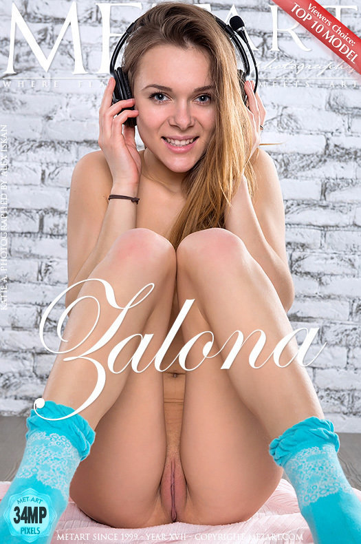 Featured Zalona MetArt is stupefying Katie A