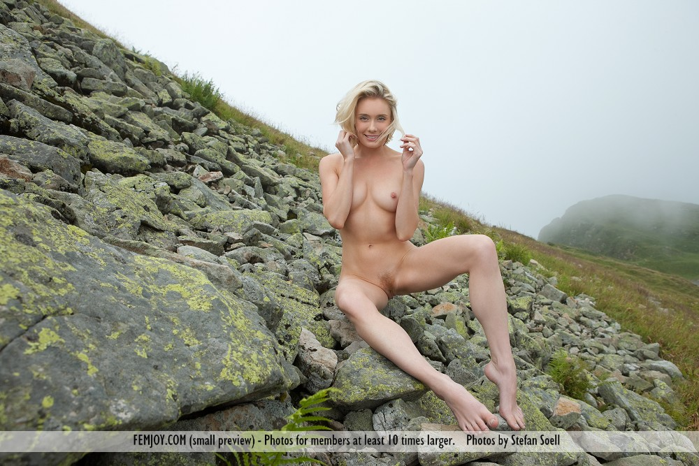 Featured Touching The Clouds FemJoy is astonishing Katy