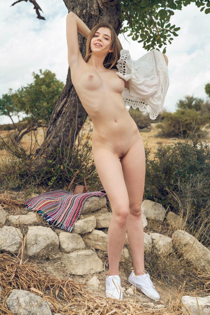 Best libidinous model Kay J in skin sessions