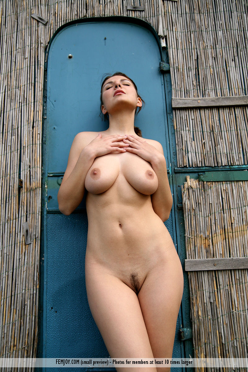 On the magazine cover of Happy FemJoy is fabulous Laura