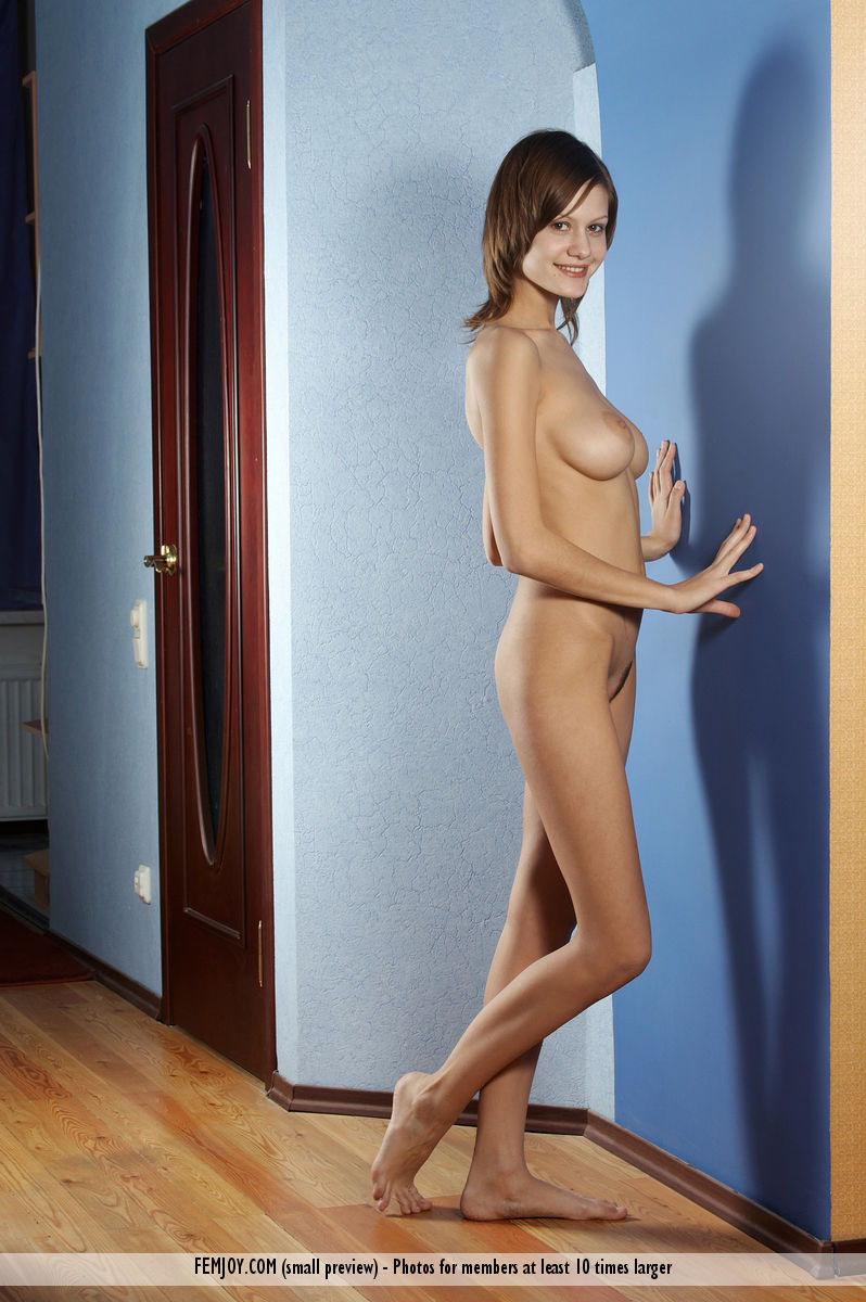 On the magazine cover of Naked Shadow FemJoy is overwhelming Lea