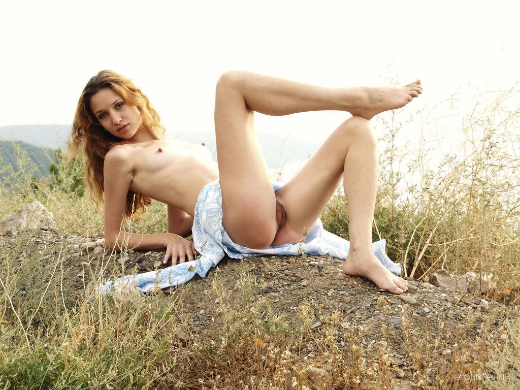 Lu Novia staggering small breasts pix