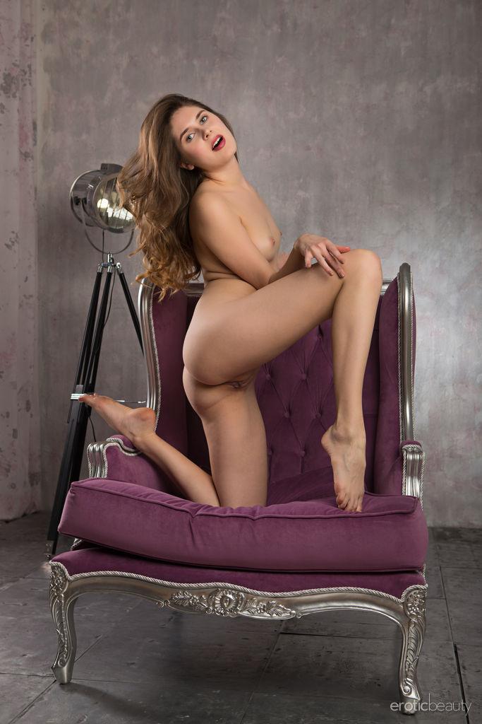 Best lascivious model Luna Pica in garmentless sessions