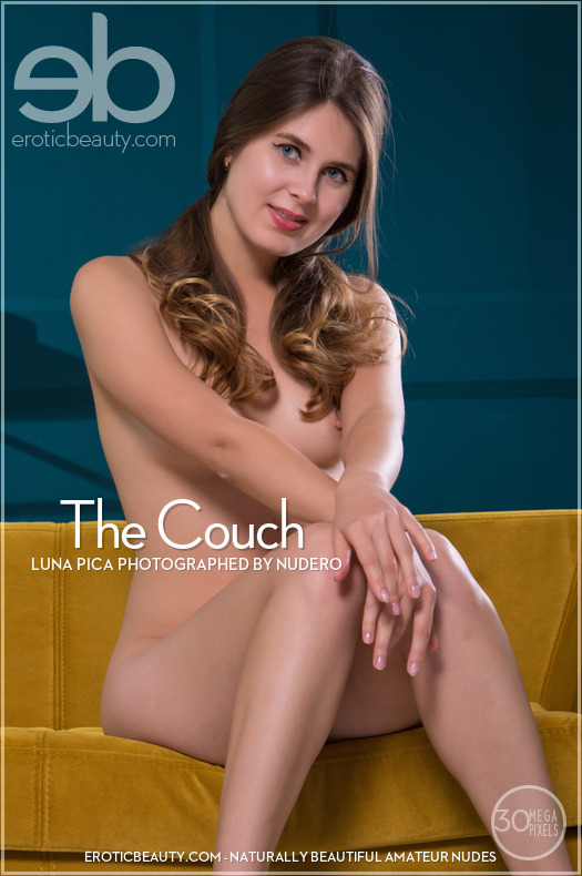 Featured The Couch Erotic Beauty is extraordinary Luna Pica
