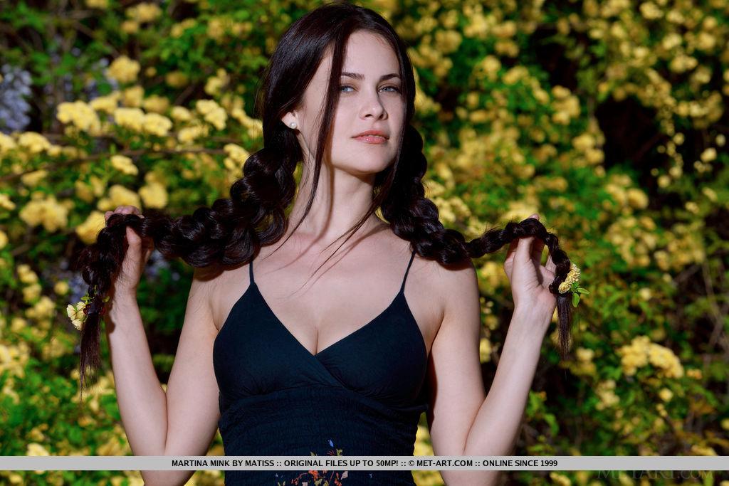 Martina Mink large breasts shot