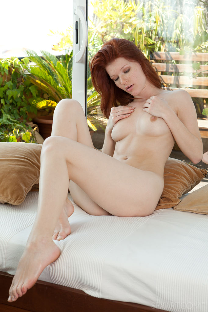 in birthday suit photo gallery of  Mia Sollis