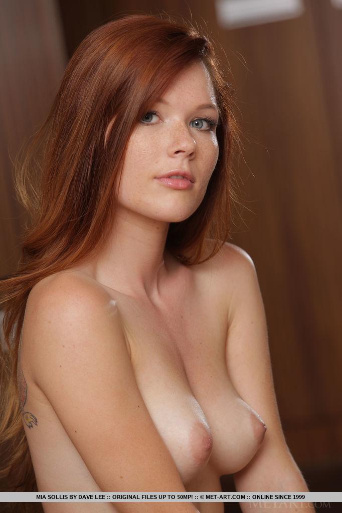 This woman has beautiful medium naturalboobs image