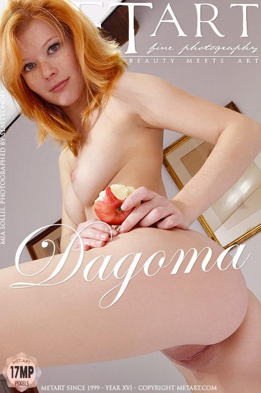 Featured Dagoma MetArt is grand Mia Sollis