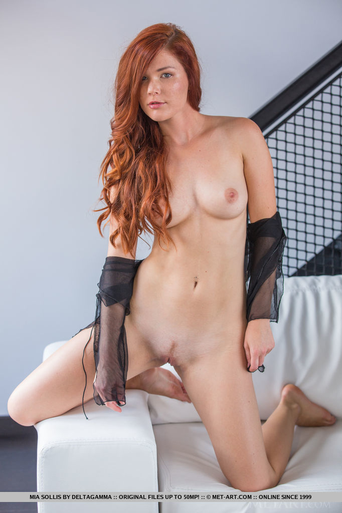 Mia Sollis medium breasts slide