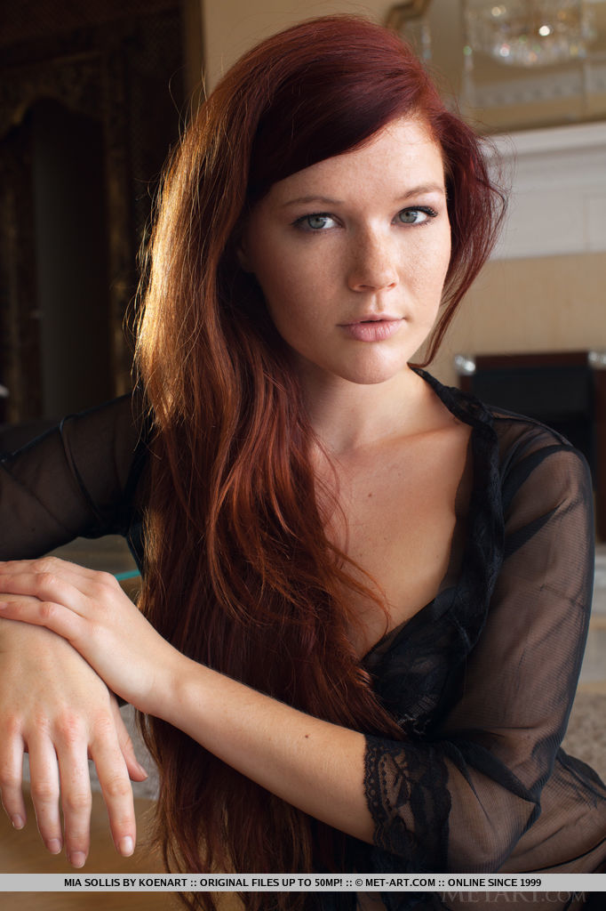 Mia Sollis in erotic photo HD for gratuitous